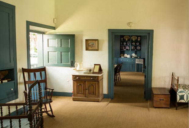 Baldwin House Interior