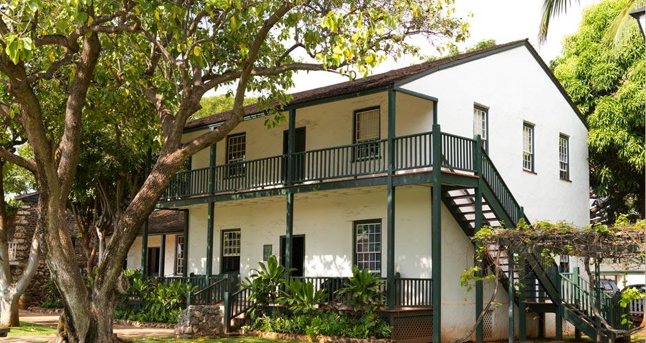 Baldwin House Museum Lahaina Maui