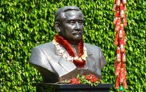 Bust of Sun Yat-sen