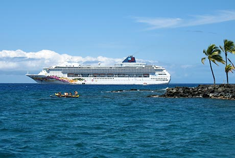 Cruise Ship Hawaii