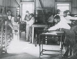Hale Pa'i Workers