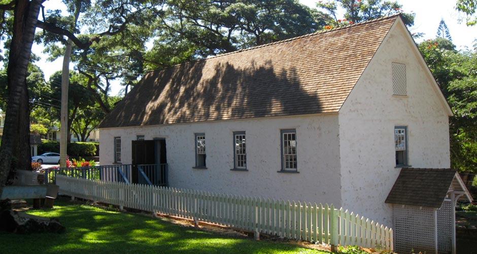 Hale Pa'i - Printing House