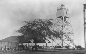 Lahaina Lighthouse Old Photo