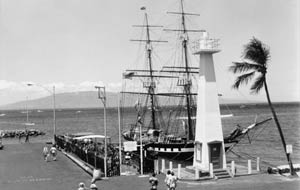 Lahaina Lighthouse date unknown