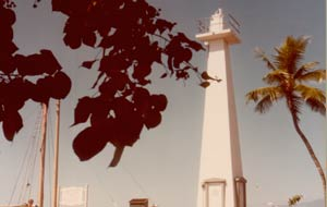 Lahaina Lighthouse these days