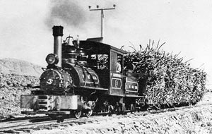 Launiupoko Locomotive - 1930