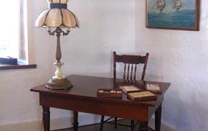 Masters' Reading Room Desk