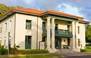 Old Lahaina Courthouse Recent