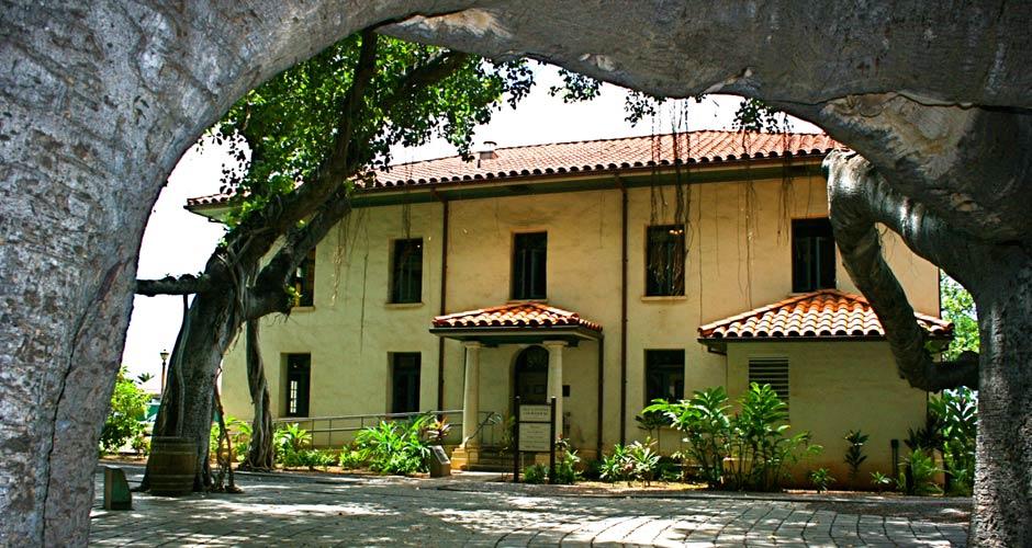 Old Lahaina Courthouse