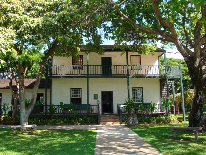 Baldwin Home Museum on Front Street