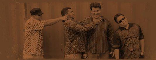 Nuff Sedd with Josh Kahula and Kit Okazaki