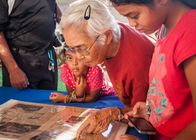 Generations of Lahaina families share history at Plantation Days