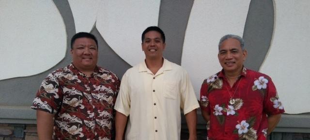 Joe Chee, Jacy Edlao and Alex Segovia are Men of Integrity