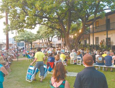 Free Hawaiian Music Series concert in Lahaina