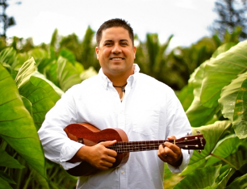 Maui Entertainer Ikaika Blackburn Returns to Lahaina for Free Hawaiian Music Concert