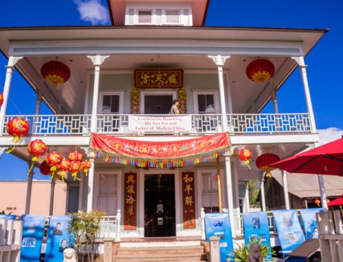 Lahaina's Chinese Roots are Celebrated at Sun Yat-sen Chinese Heritage Festival
