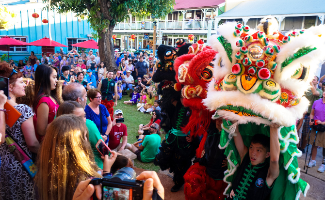 Celebrate Chinese Heritage in Lahaina