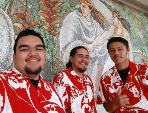 Kuaola Trio, Rising Stars of Hawaiian Music, Perform at Free Concert in Lahaina