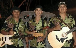 Kamaehu, Kason, Kamalei of Na Wai 'Eha