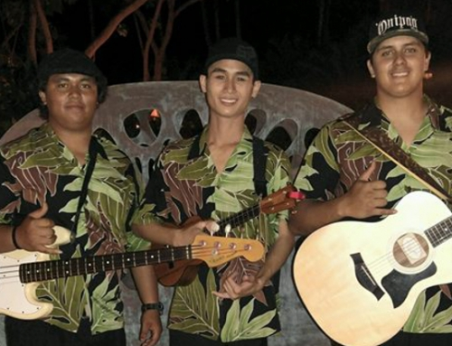 Maui Trio, Na Wai 'Eha Will Entertain at Hawaiian Music Concert in Lahaina