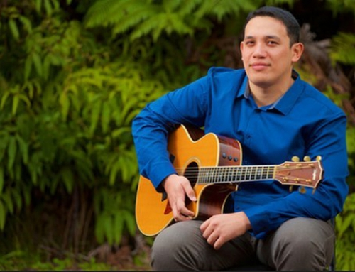 Free Hawaiian Music Concert Features Recording Artist Kala'e Camarillo