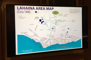 Lahaina plantation camp map