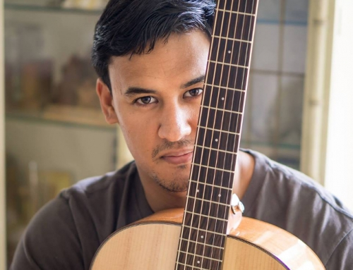 Singer-Songwriter Blayne Asing Performs at Free Hawaiian Music Concert