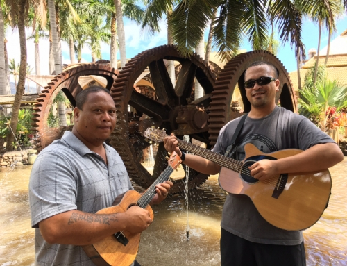 Lahaina's Free Hawaiian Music Concert Features Maui Trio, Ahiwela
