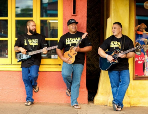 Matagi Trio Will Entertain at Lahaina's Free Hawaiian Music Concert