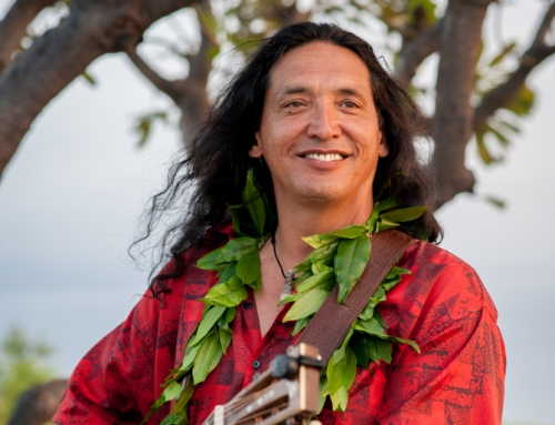Popular Recording Artist John Cruz Featured at Lahaina's Free Hawaiian Music Concert