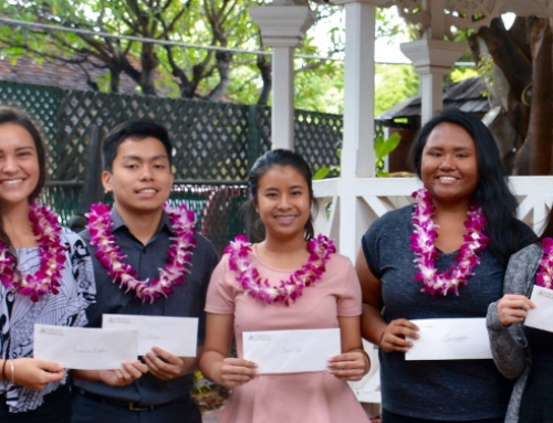 2018 Scholarship Applications Available for Lahainaluna High School Seniors & Alumni