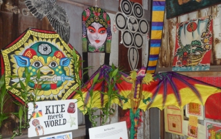 Kite Festival world of kites display