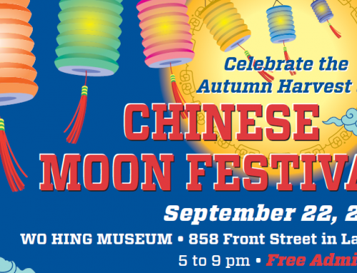 Celebrate Chinese Moon Festival on Sat., Sep 22!