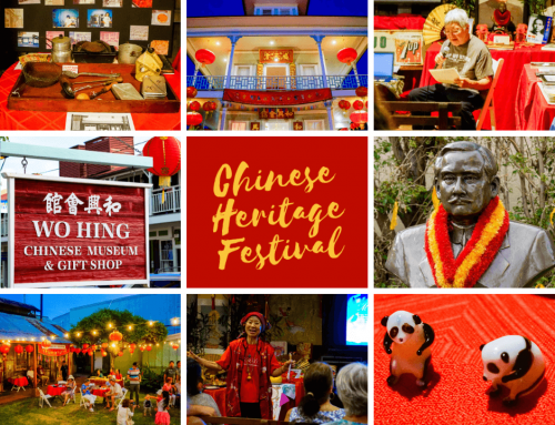 Celebrate the Chinese Heritage Festival on Nov. 9th!