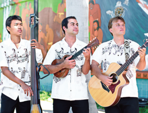 Kuikawa Performs at Hawaiian Music Series