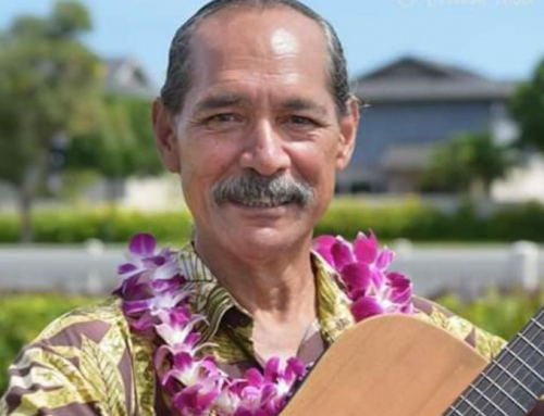Dwight Kanae Performs at FREE Concert