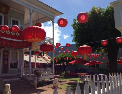 Celebrate Chinese Moon Festival on Saturday, September 14!
